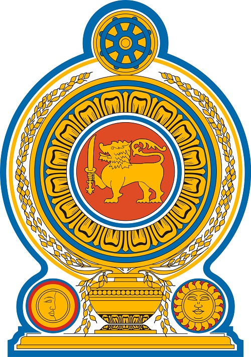 resized Emblem of Sri Lanka