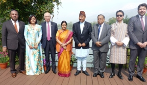 17 march 2016 SAARC Foreign Ministers