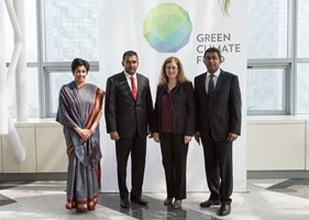 22 march 2016 green climate fund