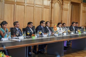 29 oct 2016 ipu  SL delegation visit to bern 1