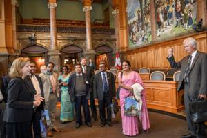 29 oct 2016 ipu  SL delegation visit to bern 3