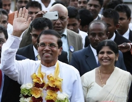 president sirisena address 9jan2015