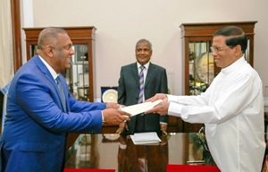 Mangala Samaraweera appointed as Foreign Minister