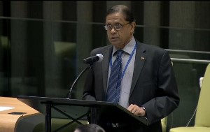 Dr Rohan Perera, PRUN/NEW York at the NPT Review Conference 2015